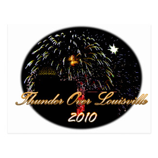 Unofficial Thunder Over Louisville 2010 Post Card