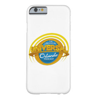 Unofficial Universal Orlando Podcast Iphone 6 Case
