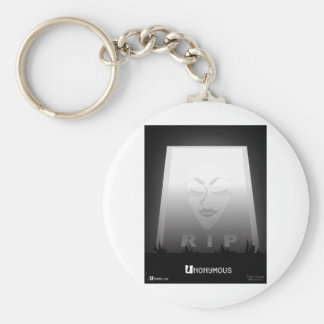 Unonymous Grave ® Youra Media Keychain