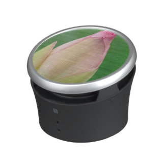 Unopened Water Lily Bulb, Durban Botanical Bluetooth Speaker