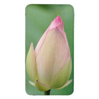 Unopened Water Lily Bulb, Durban Botanical Galaxy S4 Pouch