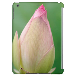 Unopened Water Lily Bulb, Durban Botanical iPad Air Case