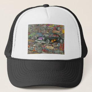 Unorganized Bliss Trucker Hat