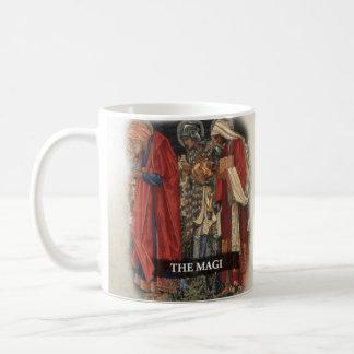 Unos de los reyes magos históricos taza de café