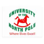 UNP Elves Postcard