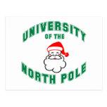 UNP Santa Postcard