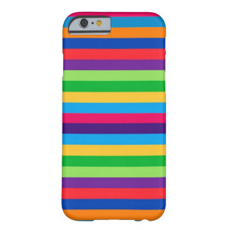 Unparalleled Parallels on iPhone6 BarelyThere Case