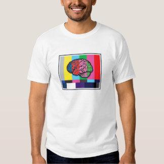 """Unplug the Signal"" Black T-Shirt"