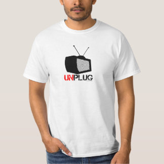 Unplug your TV T-Shirt