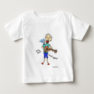 unplugged, infant classic tee