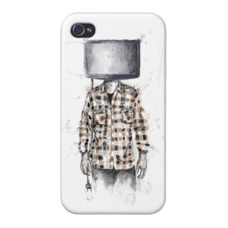 unplugged iPhone 4/4S cases