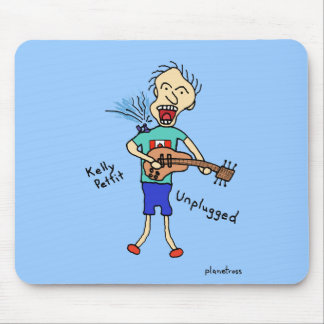 unplugged mouse pad