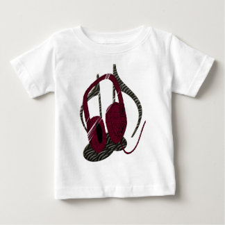 Unplugged (white apparel only) baby T-Shirt