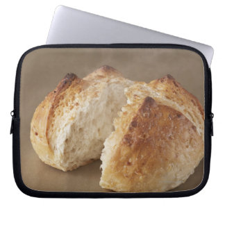 Unpolished rice Bakery?with steam. Laptop Sleeve