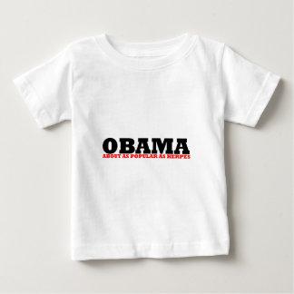 Unpopular Obama Baby T-Shirt