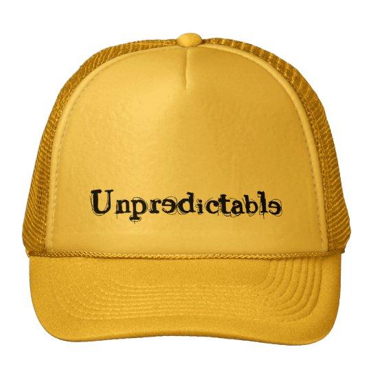 Unpredictable Hat