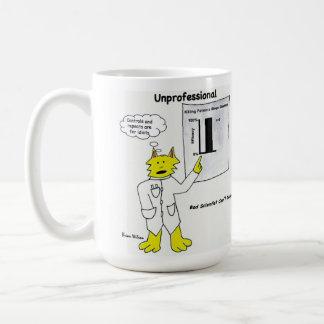 Unprofessional: Bad Scientist Mug