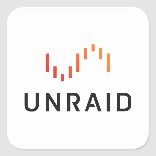 Unraid Sticker
