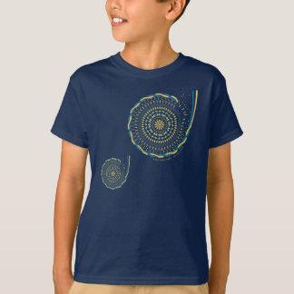Unravel Kid's and Baby Dark Shirt