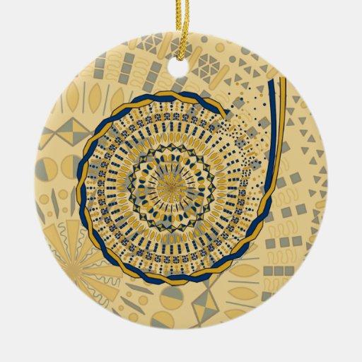 Unravel Ornament