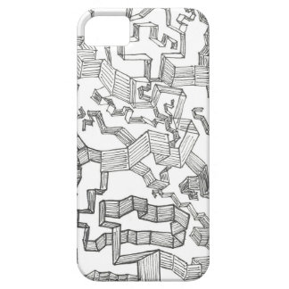 unraveled. iPhone 5 cover