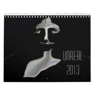 UnReal Calendar 2013