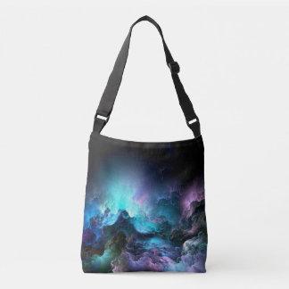 Unreal Stormy Ocean Crossbody Bag