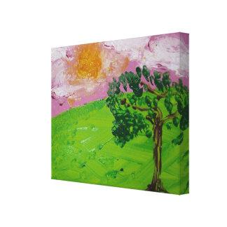 UNREALITY Premium Wrapped Canvas (Gloss)