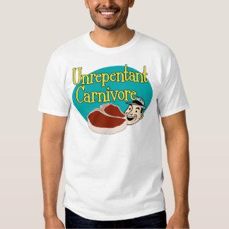 Unrepentant Carnivore T Shirt