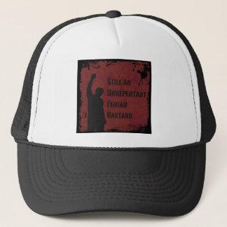 Unrepentant Fenian Bastard Trucker Hat