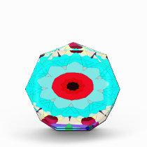 Unrepresented Aetiology Mandala 31 Acrylic Award