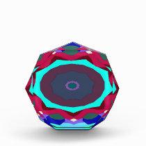 Unrepresented Aetiology Mandala 32 Acrylic Award
