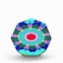 Unrepresented Aetiology Mandala 33 Acrylic Award