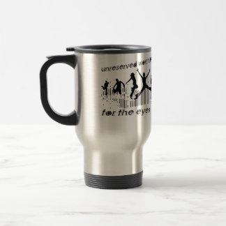 Unreserved Worship Christian travel mug