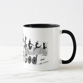 Unreserved Worship (for the eyes of God, not men) Mug
