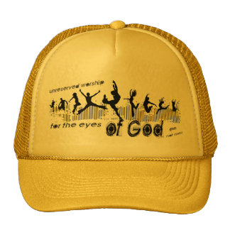 Unreserved Worship hat