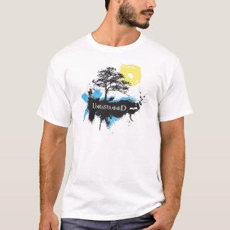 Unrestrained tree T-Shirt