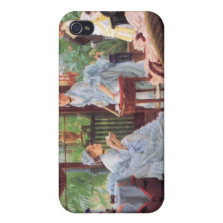 Unrivaled by James Tissot iPhone 4 Cases