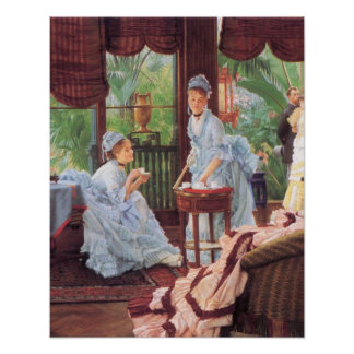 Unrivaled by James Tissot Posters