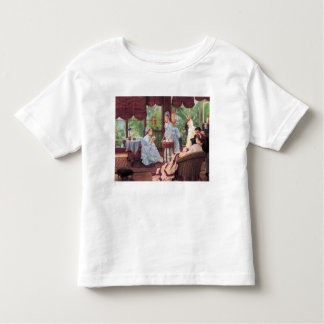 Unrivaled by James Tissot T-shirt