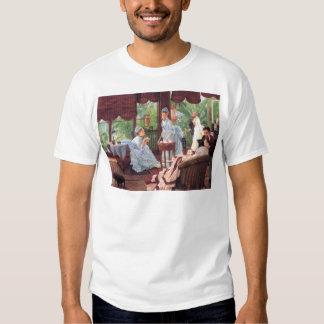 Unrivaled by James Tissot Tshirts