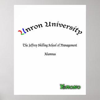 """""""Unron"""" Poster"""