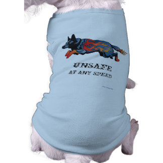 Unsafe at any Speed T-shirt