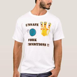 Unsafe Work Full T-Shirt