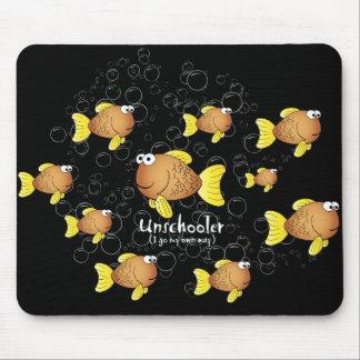 Unschooler Mouse Pad