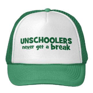 Unschoolers Never Get a Break Mesh Hat