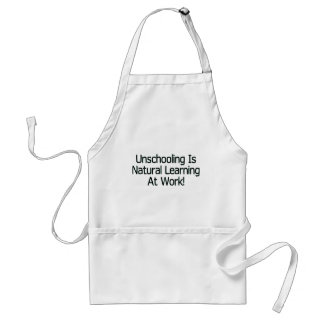 Unschooling Aprons