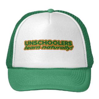 Unschooling Mesh Hat