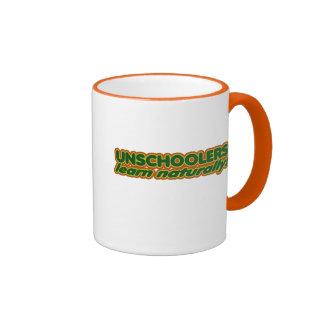 Unschooling Ringer Mug