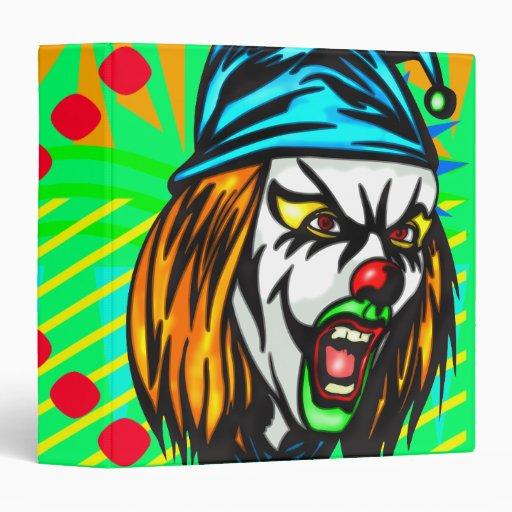 Unscrupulous Evil Clown Binders